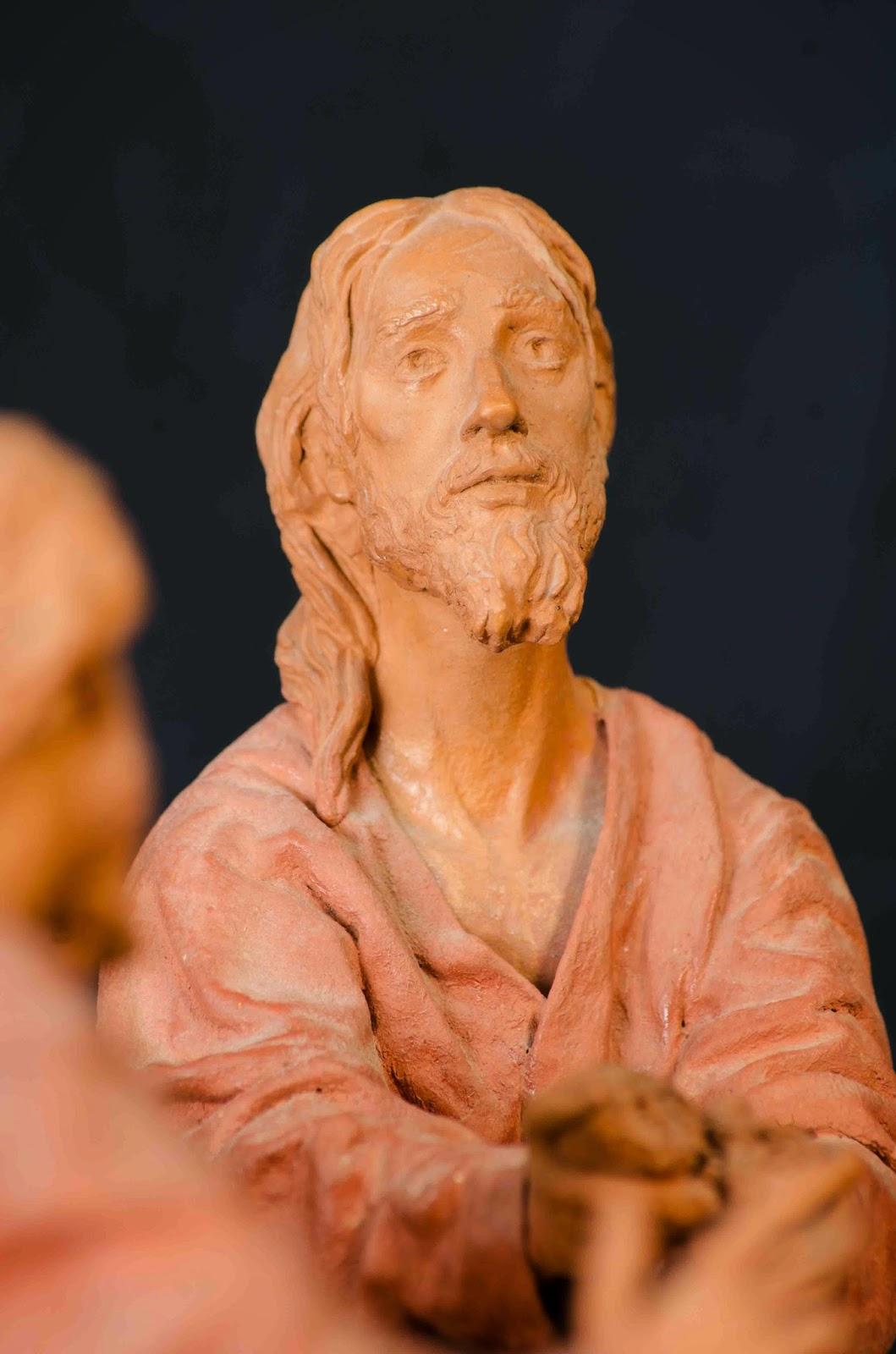 Discípulos de Emaús Semana Santa Jumilla Murcia escultura 7