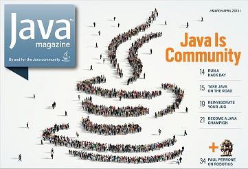 Java Magazine Marzo/Abril 2013