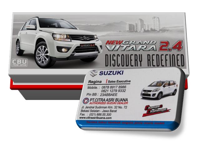 Promo Suzuki New Grand Vitara  Awal Tahun
