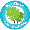 Nuestro Blog es Co2 Neutral
