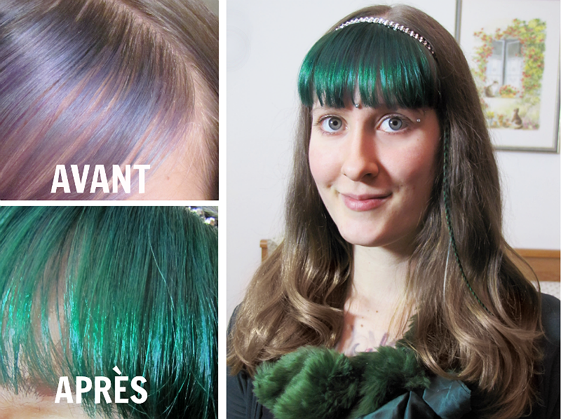 coloration cheveux test - Test Coloration Cheveux