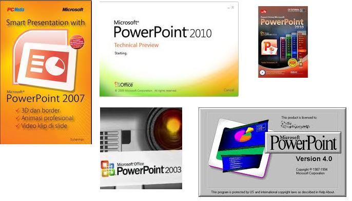 sejarah microsoft powerpoint 2003