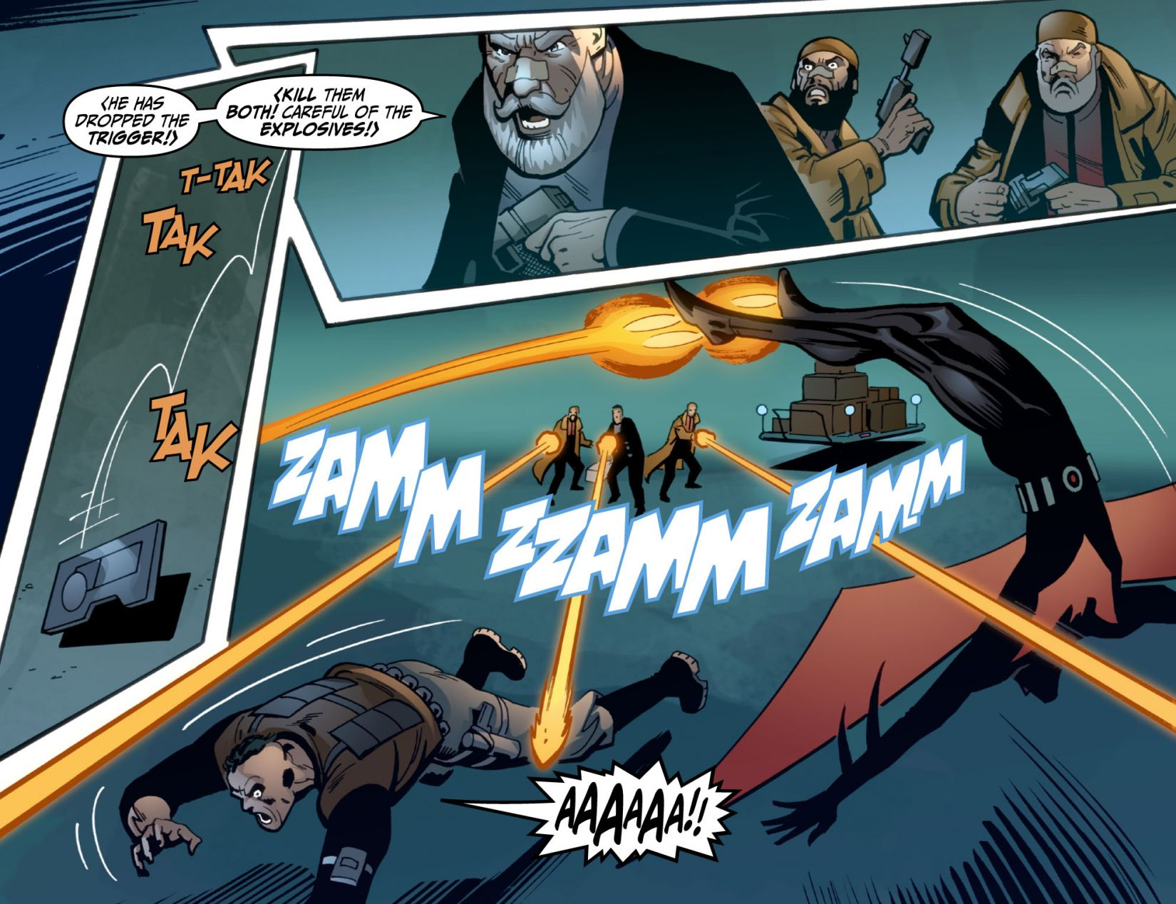Batman Beyond (2012) Issue #6 #6 - English 10