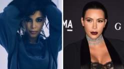 Image of Camilla Osman and Kim Kardashian