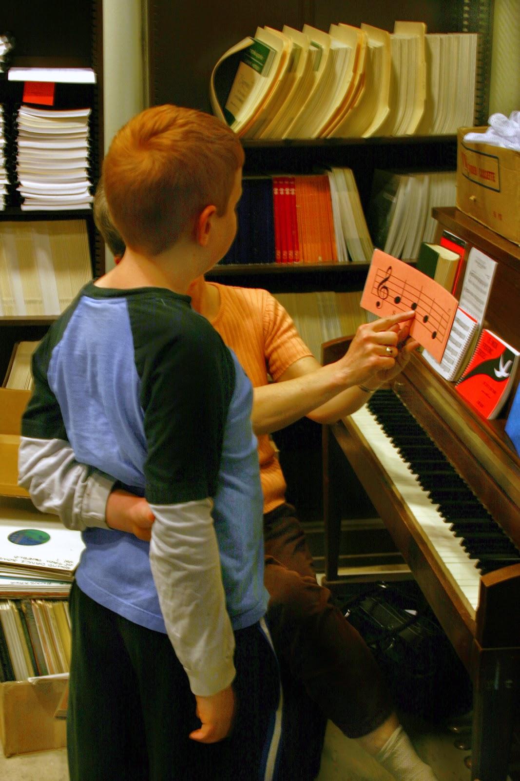 the music children hear essay