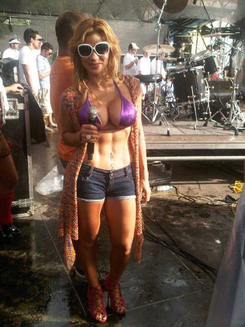 Deliza Rodriguez Nude Photos 6