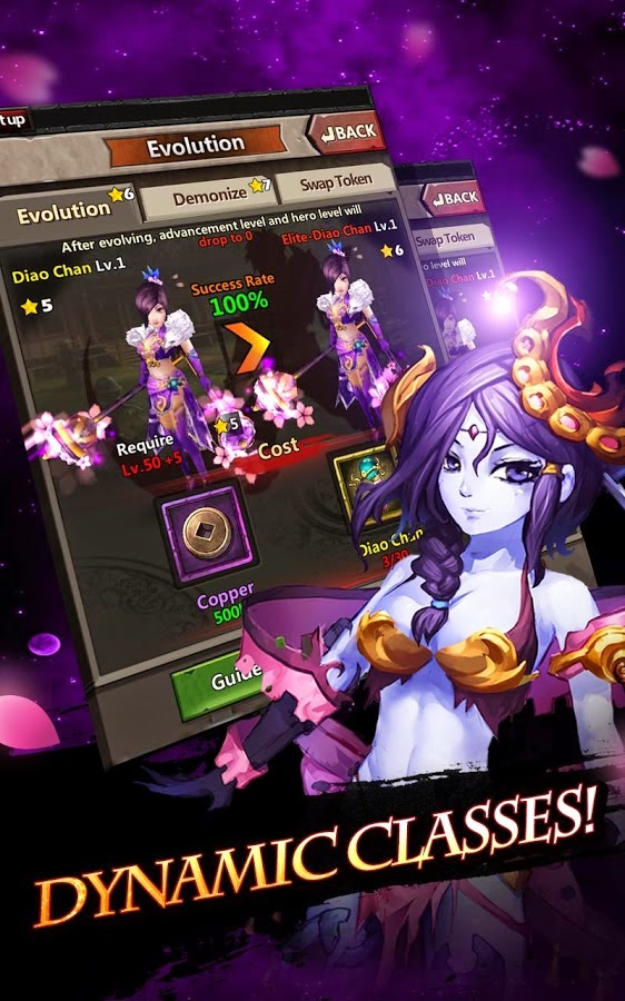 Download Haunted Empire-Three Kingdoms Apk
