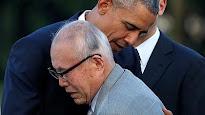 EE.UU: Obama, en Hiroshima: «La muerte cayó del cielo y el mundo cambió»