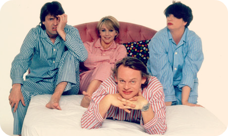 Men Behaving Badly cast