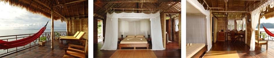 Papua Paradise Eco Resort Room, Raja Ampat