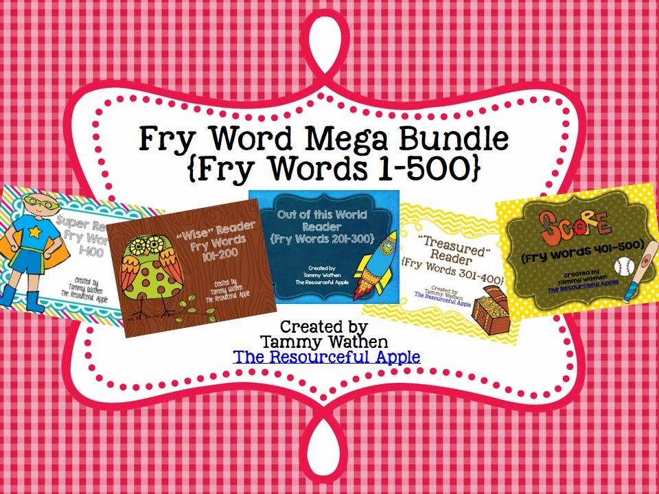 http://www.teacherspayteachers.com/Product/Fry-Word-MEGA-Bundle-Fry-Words-1-500-1037448