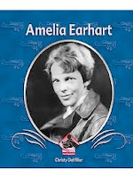 bookcover of AMELIA EARHART (First Biographies) by Christy Devillier