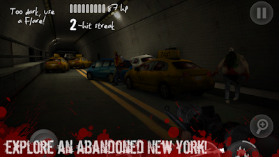 N.Y.Zombies 2 MOD APK+DATA