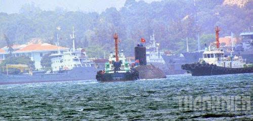 Việt Nam sẽ ưu tiên cho Nga sử dụng quân cảng Cam Ranh