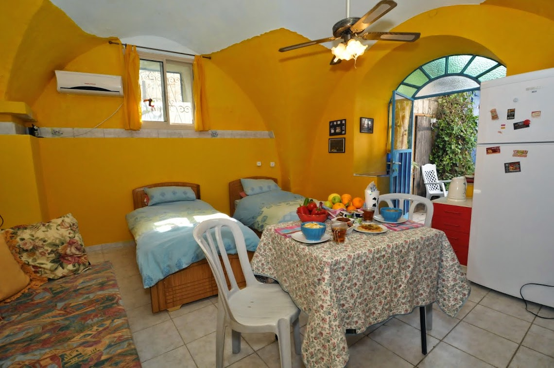 Simcha Leah's New Bed and Breakfast Guest House in Safed, Israel