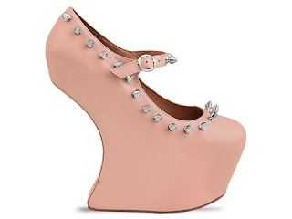 Jeffrey Campbell Night Spike in ude / silver