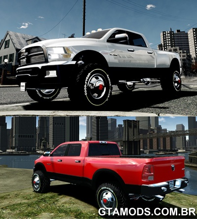 Dodge Ram 3500 2010 Stock