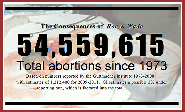 roe v wade thesis statement