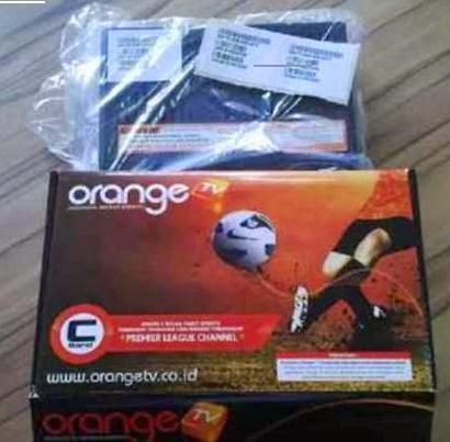orange tv c band