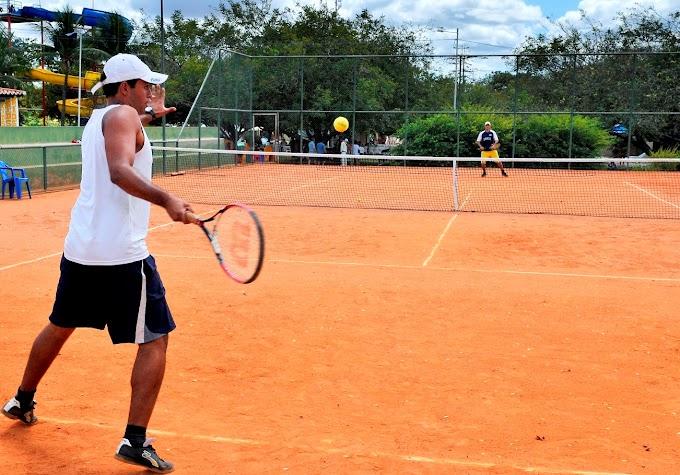 Torneio Thermas Open de Tênis começa nesta quinta-feira (25) em Mossoró