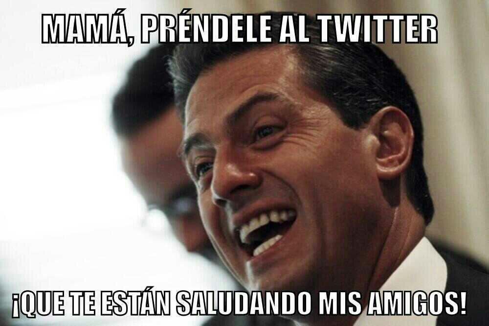 (VIDEO) Le mientan la jefa a Peña Nieto en su cara