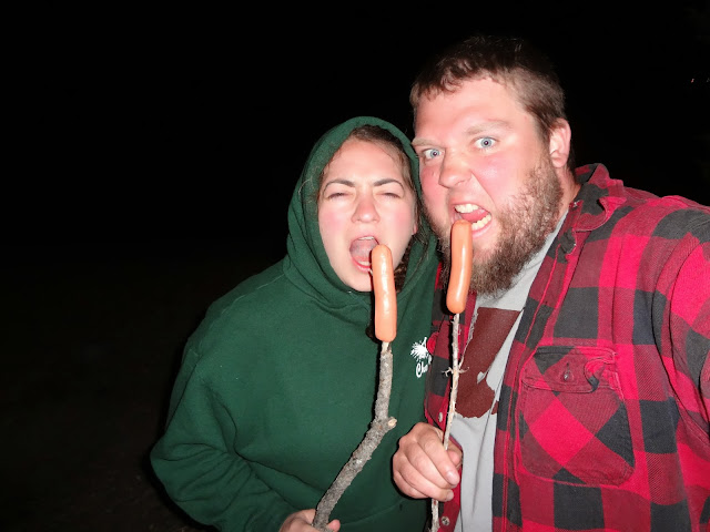 Camp Food: Hot Dogs