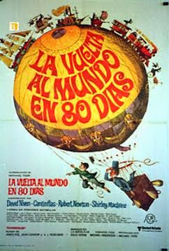 descargar La Vuelta al Mundo en 80 Dias (1956) en Español Latino