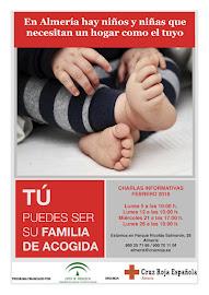 Charlas informativas sobre acogimiento familiar