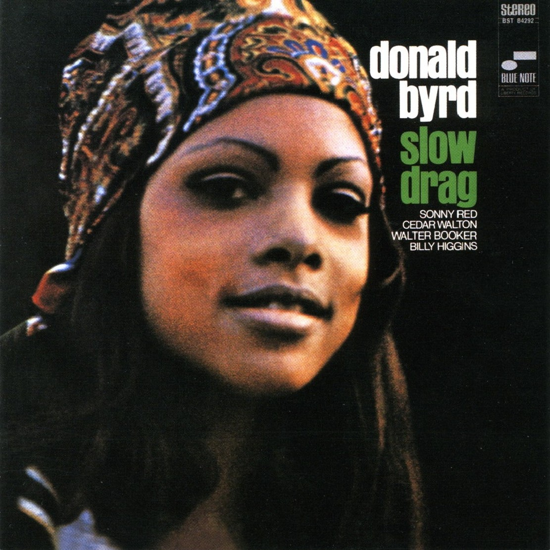 Cause Of Death Donald Loving >> kiss my black ads: The Album Art of Donald Byrd