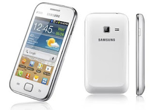 Samsung Android Galaxy Ace Duos S6802, Spesifikasi dan Harga