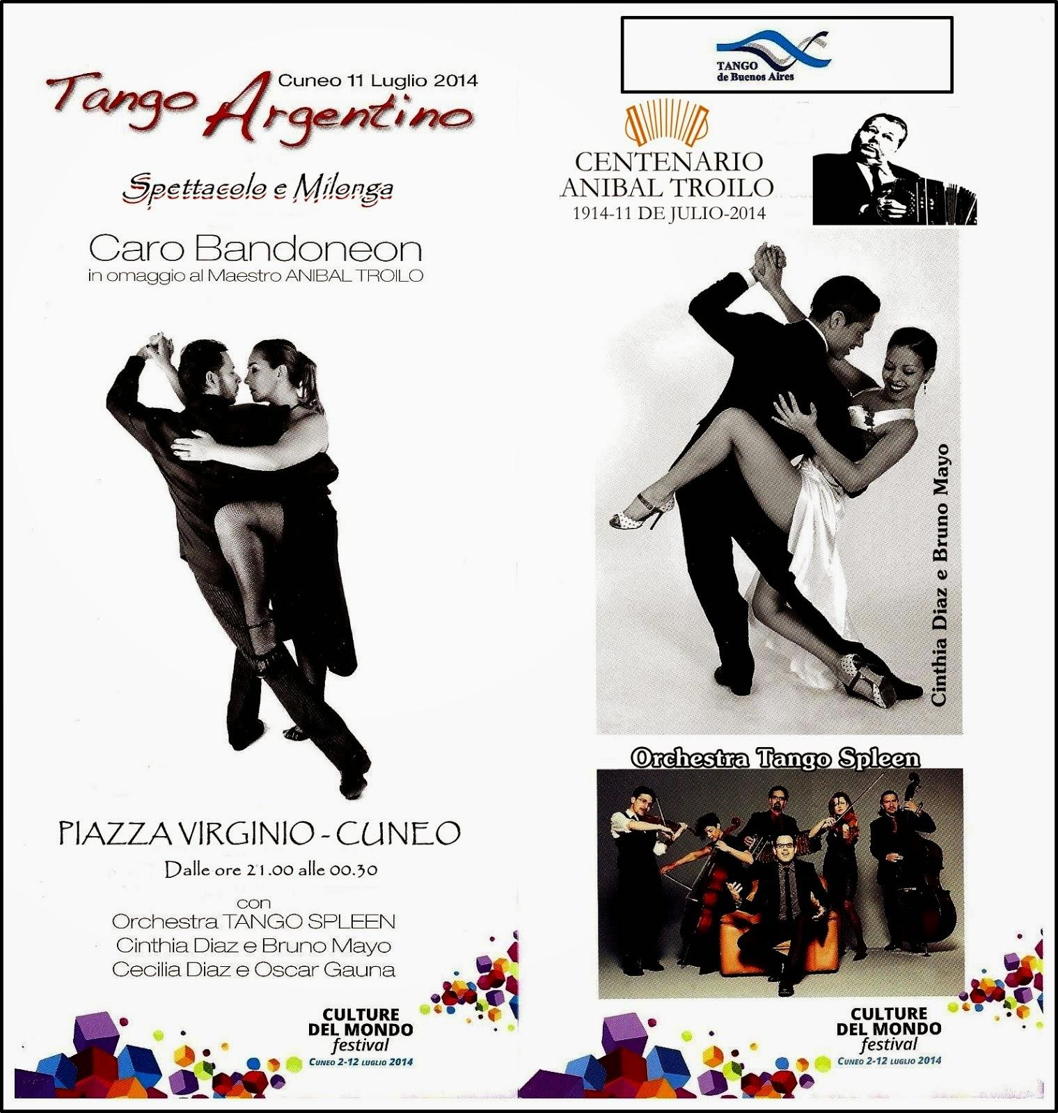 Festival Culture del Mondo 2014