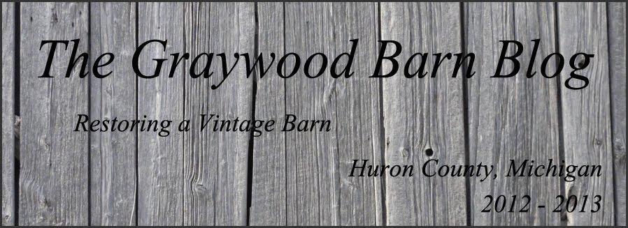The Graywood Barn Blog