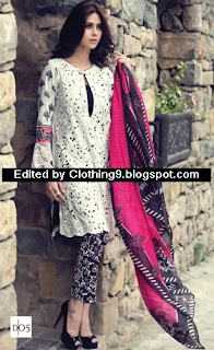 Luxury EID Lawn Collection 2015 by MARIAB