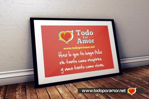 5 imagenes de cuadros con mensajes de amor