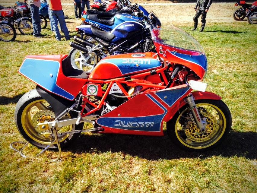 1984 Ducati TT1 NCR from NYDucati