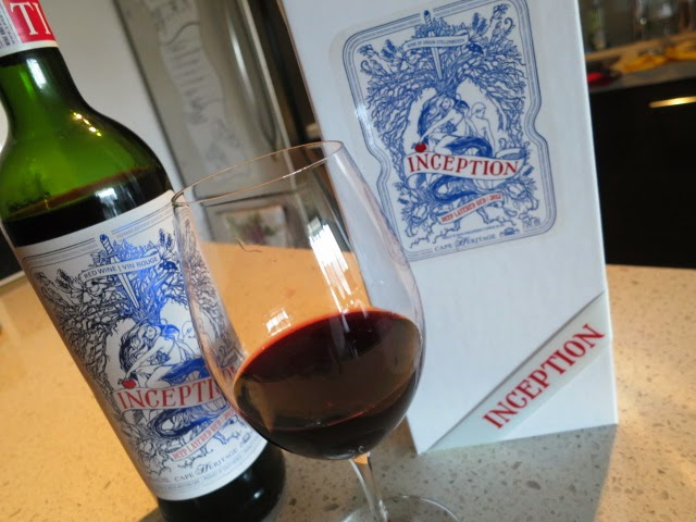 Wine review of 2011 Inception Deep Layered Red from WO Western Cape, South Africa