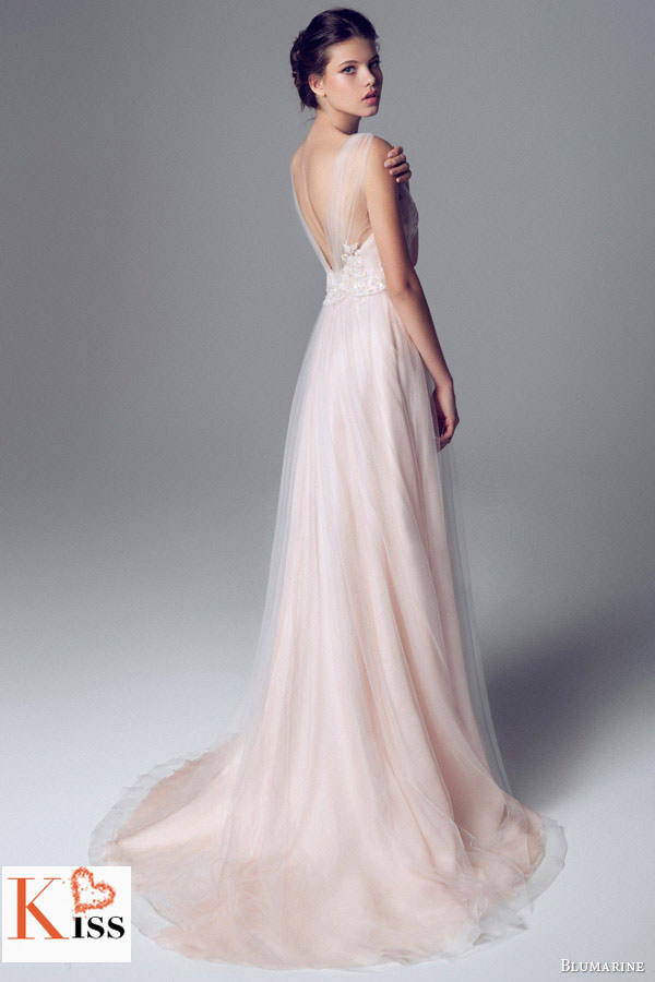 Blush 2014 Wedding Dresses Collection From Blumarine