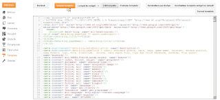 Tampilan Baru Edit Html Di Blogger