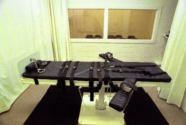 Louisiana Death Chamber