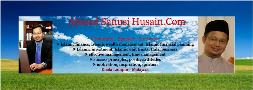 Ahmad Sanusi Husain.Com