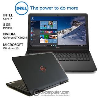 Harga Laptop Dell Inspiron 7559 Terbaru