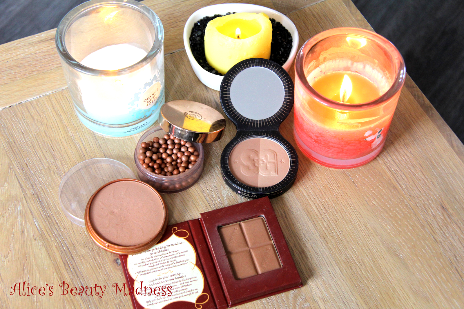 bronzers, bourjois, rimmel, the body shop, soap and glory,