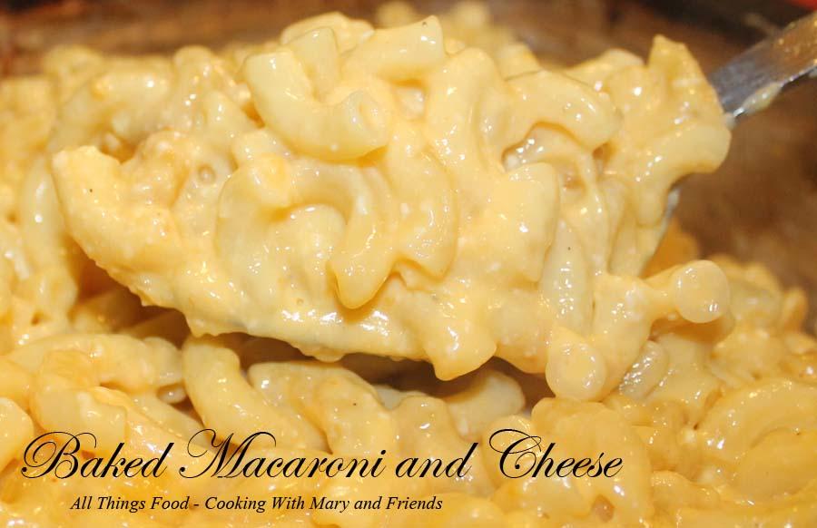 Super-Cheesy Mac and Cheese