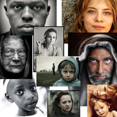 fotografias raza:
