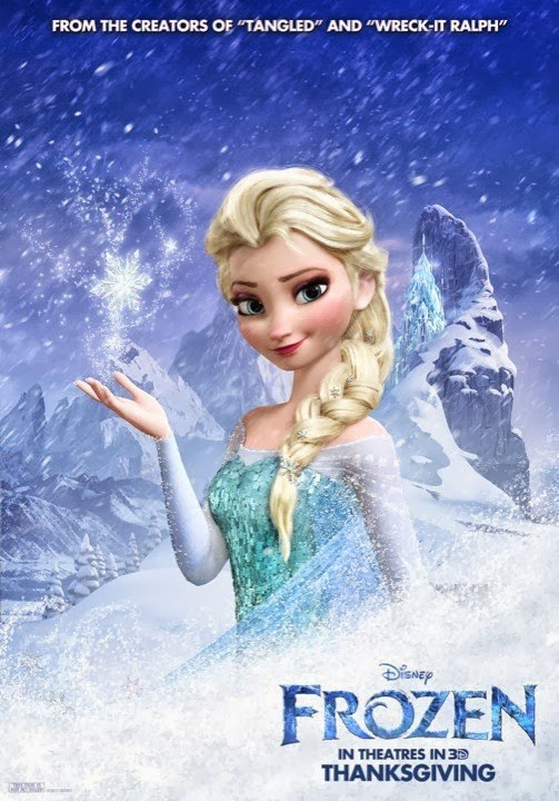 Frozen – Posters and Viral Videos : Teaser Trailer