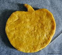 recette gateau forme citrouille halloween