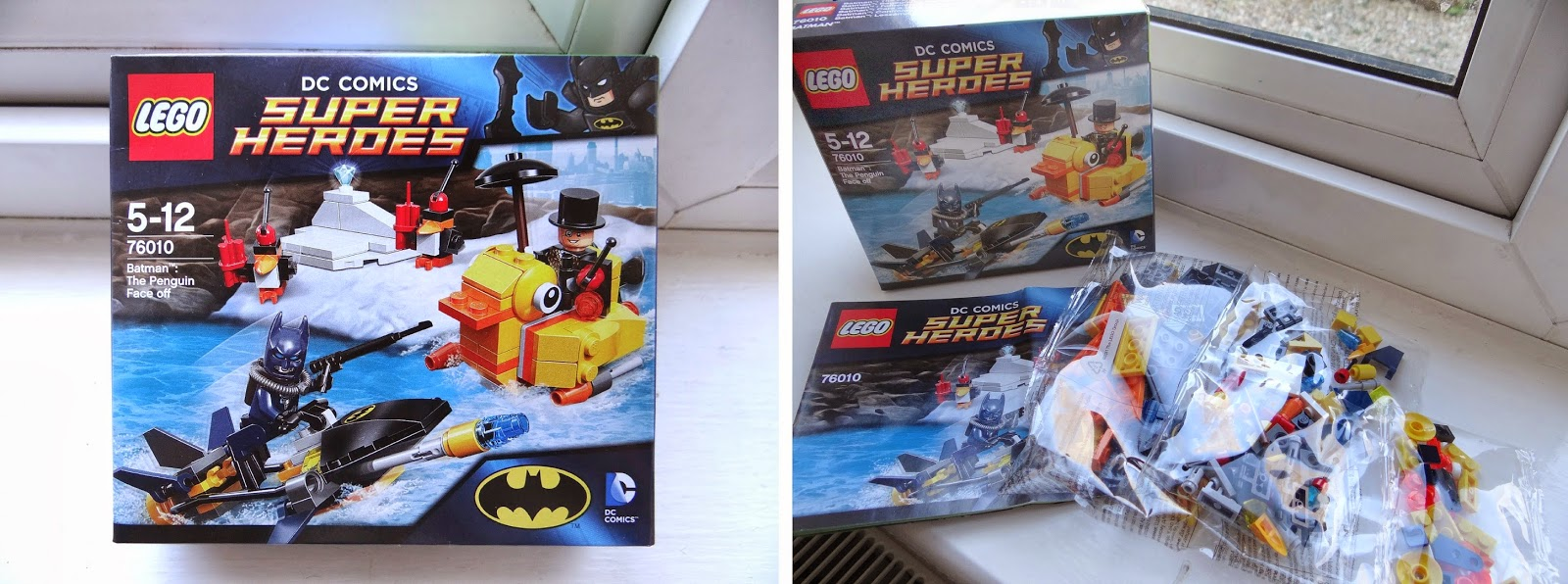 LEGO Spring 2014, LEGO DC Superheroes Batman: The Penguin Face Off, LEGO Batman