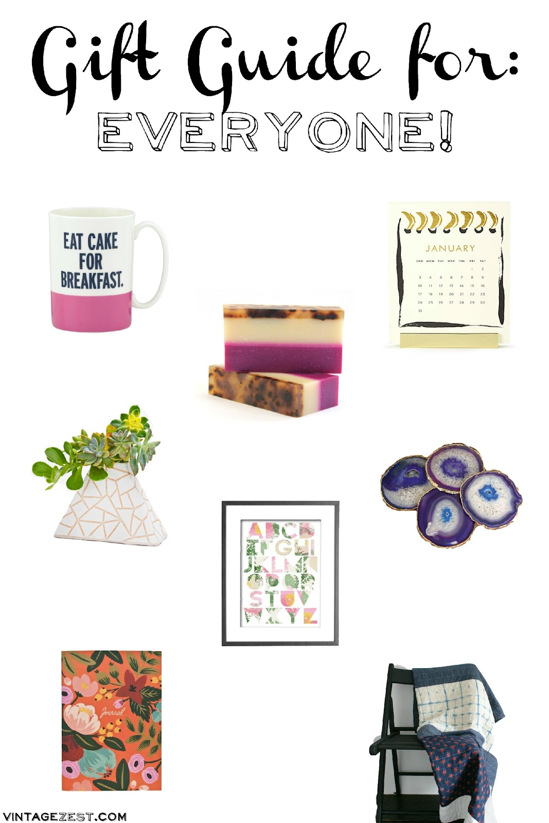 Gift Guide for Everyone: Neighbors, Coworkers, and More!