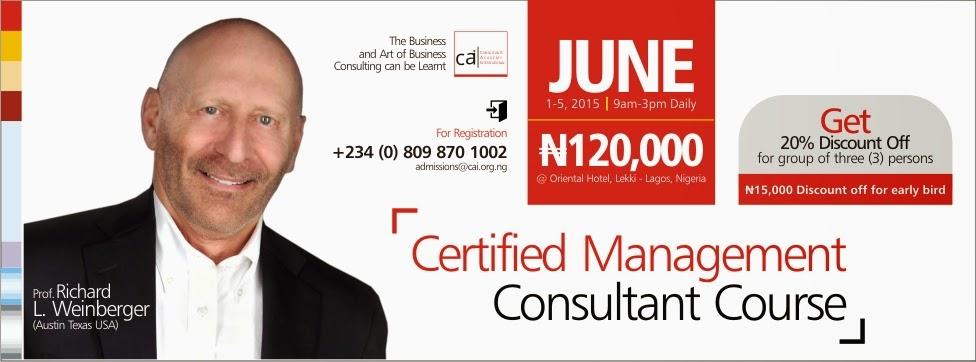 Consultants Academy International