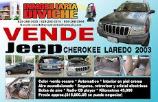 De Oportunidad: Venta de Un Jeep Cherokee Larado 2003